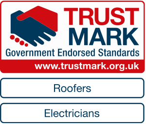 Registered TrustMark Endorsed Roofing & Electricians