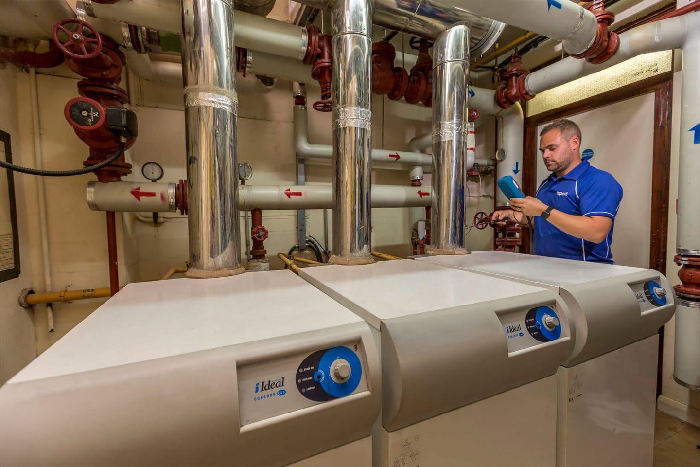 Gas engineers in London