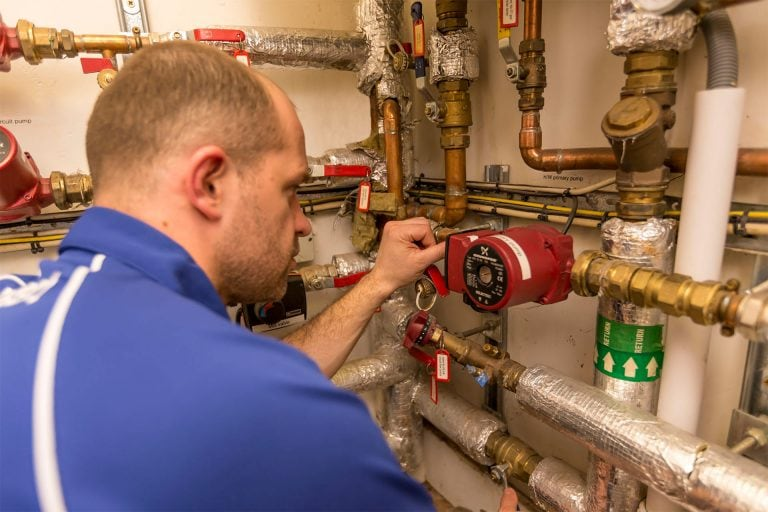 Gas boiler and central heating survey and system inspection