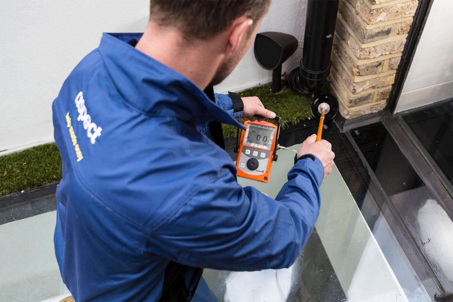 Plumbing and rain water leak detection in London