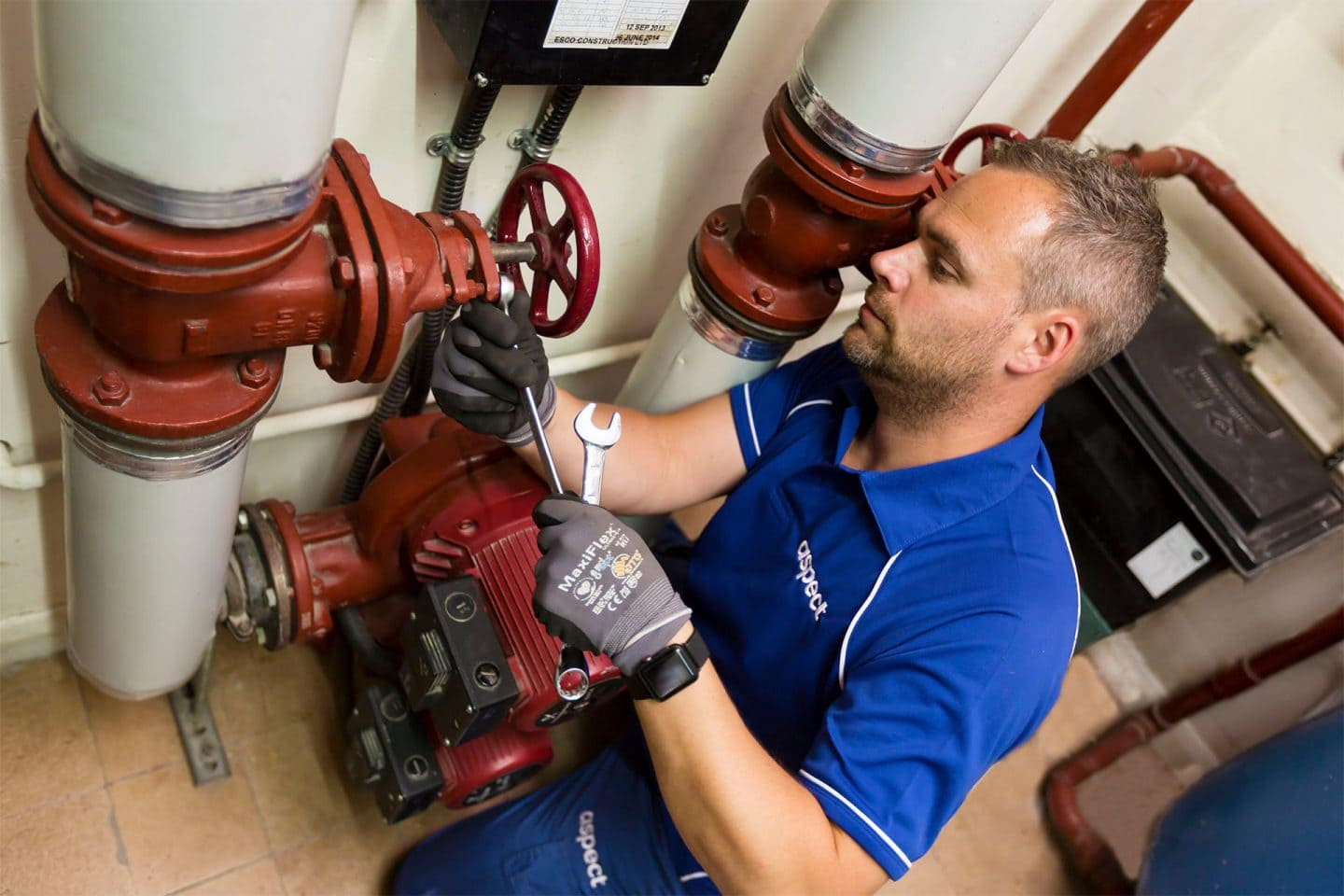 London plumbers commercial and residential