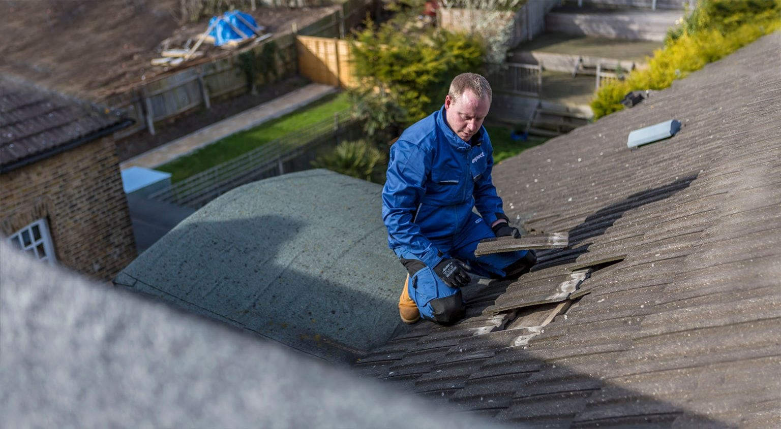 Tile Roof Repairs From Aspect