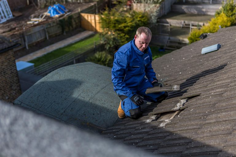 London roofing contractor