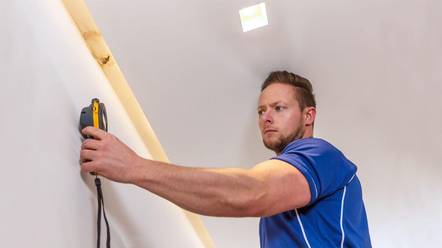 Detecting the sources of damp and mould