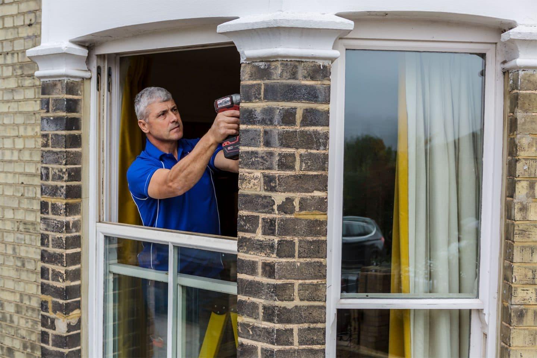 Window repair service in London