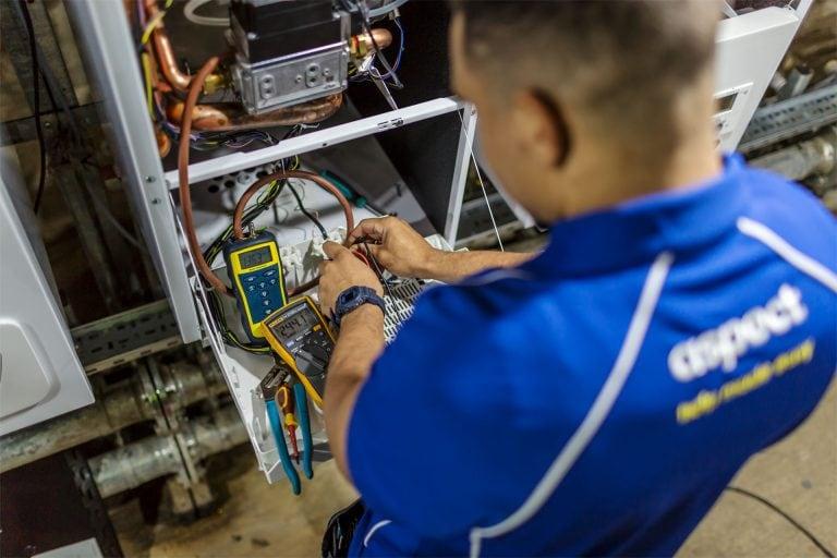 Boiler repairs in London
