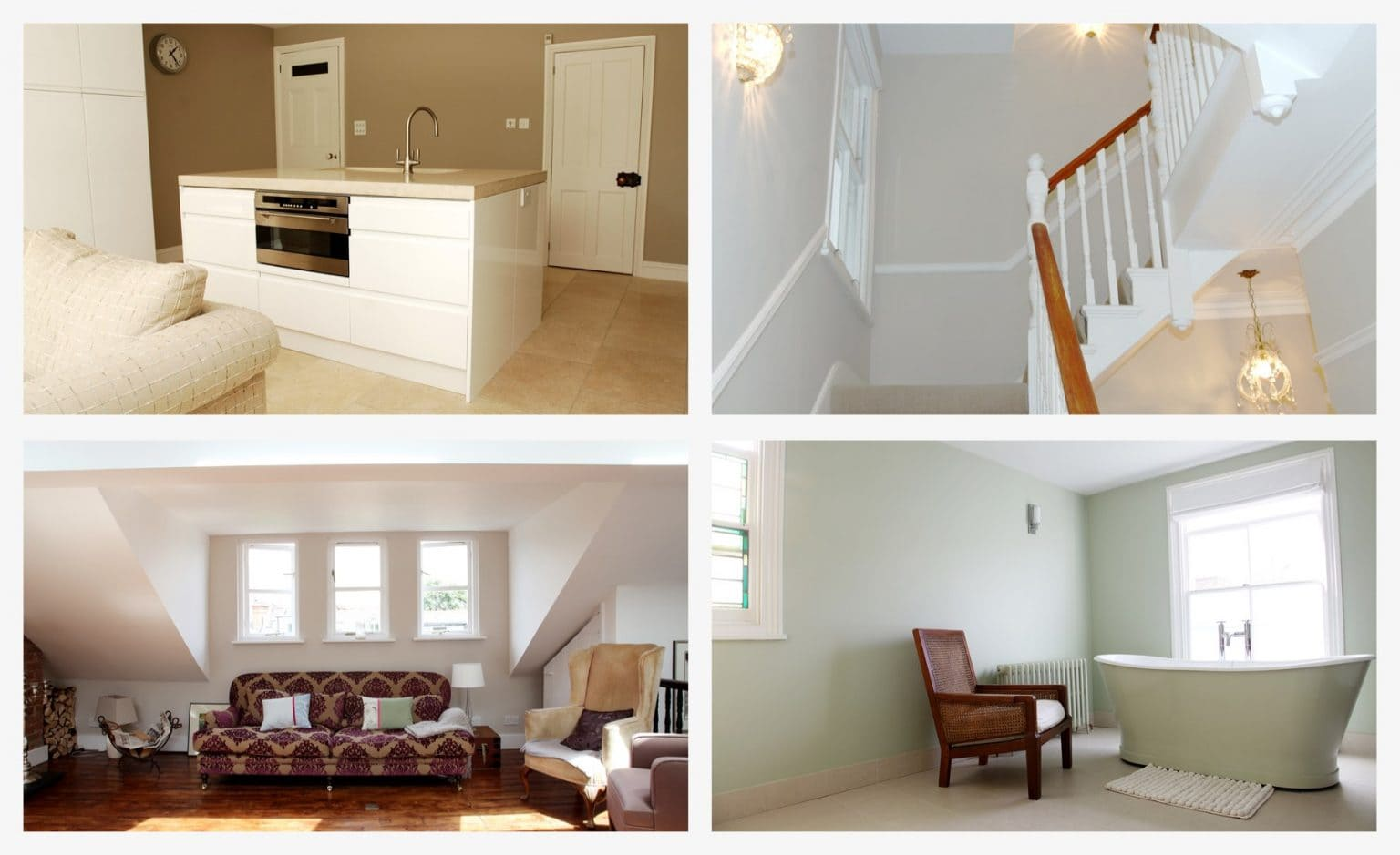 Interior painting and decorating image gallery